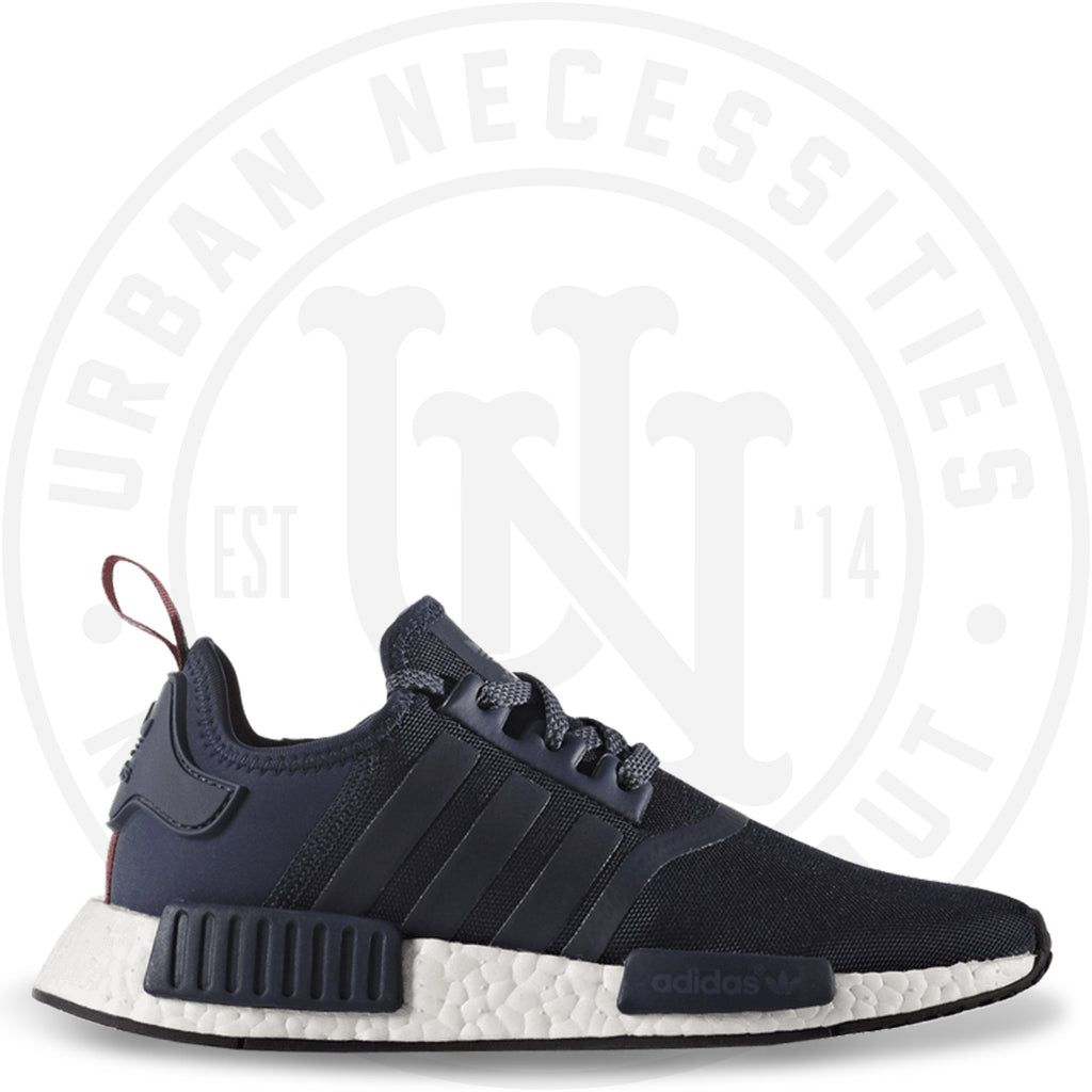 Wmns NMD_R1 'Collegiate Navy' - S76011-Urban Necessities