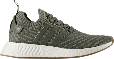 Wmns NMD_R2 Primeknit 'Japan Khaki Green' - BY9953-Urban Necessities