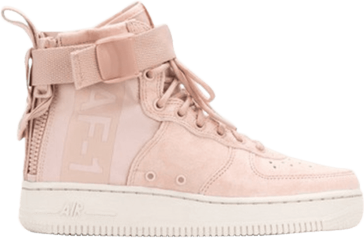 the latest cc3de 91589 Wmns SF Air Force 1 Mid 'Particle Beige' - AA3966 201