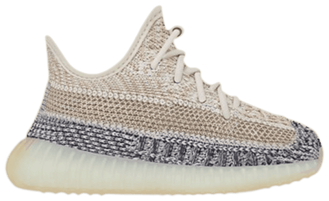 Yeezy Boost 350 V2 Infants 'Ash Pearl' - GY7735-Urban Necessities