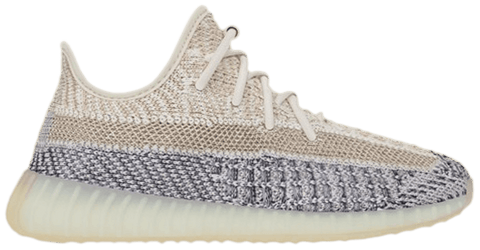 Yeezy Boost 350 V2 Kids 'Ash Pearl' - GY7659-Urban Necessities