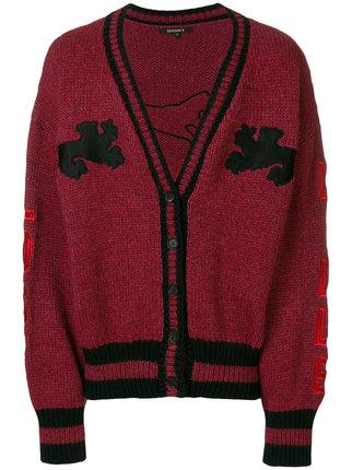 YEEZY Graphic Cardigan Scorpio-Urban Necessities