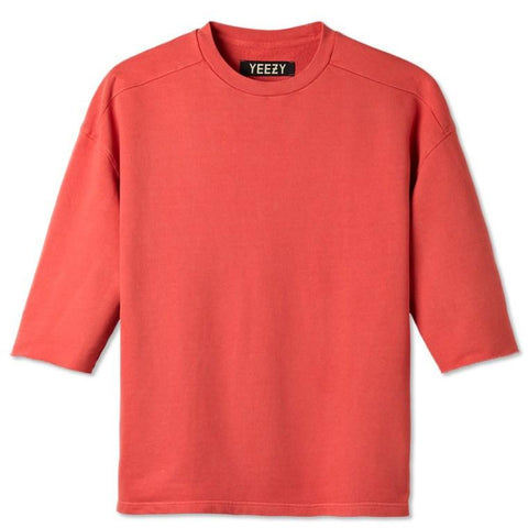 Yeezy Season 1 Crewneck Cranberry-Urban Necessities
