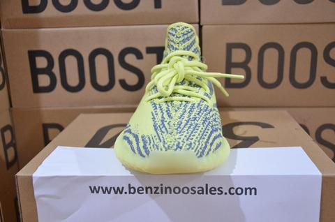 Replica yeezy boost 350 v2 frozen yellow adidas ua shoe best quality