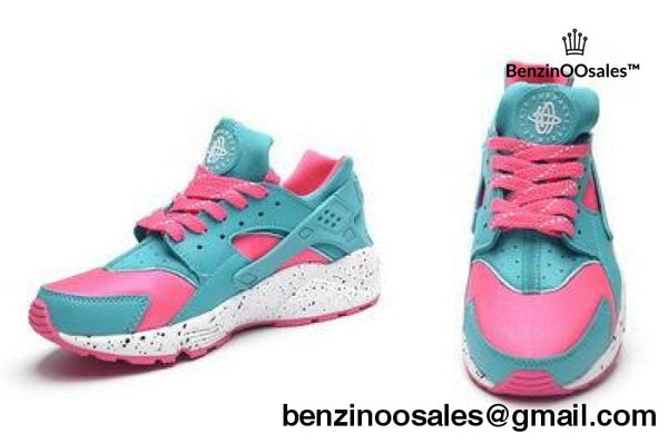 Air Huarache pink and blue -yeezy boostv2-ua-hypebeast-designer replicas clothing