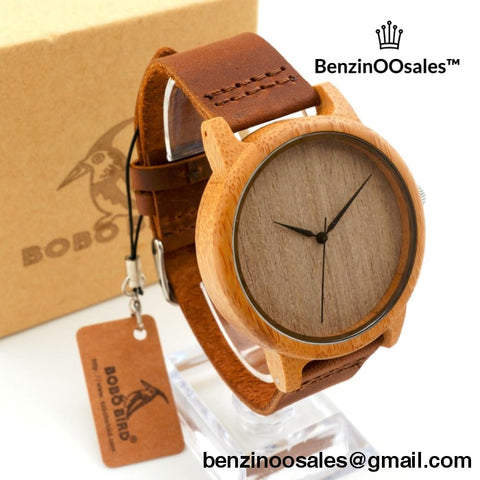 bamboo watch 1 -yeezy boostv2-ua-hypebeast-designer replicas clothing