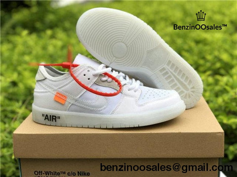 CUSTOM OFF-WHITE X NIKE SB -yeezy boostv2-ua-hypebeast-designer replicas clothing