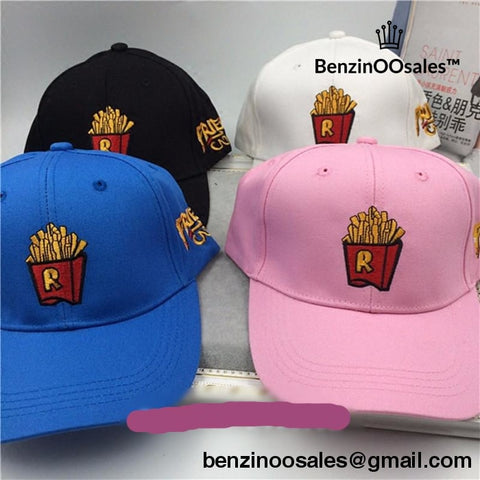 french fries chips snapback -yeezy boostv2-ua-hypebeast-designer replicas clothing