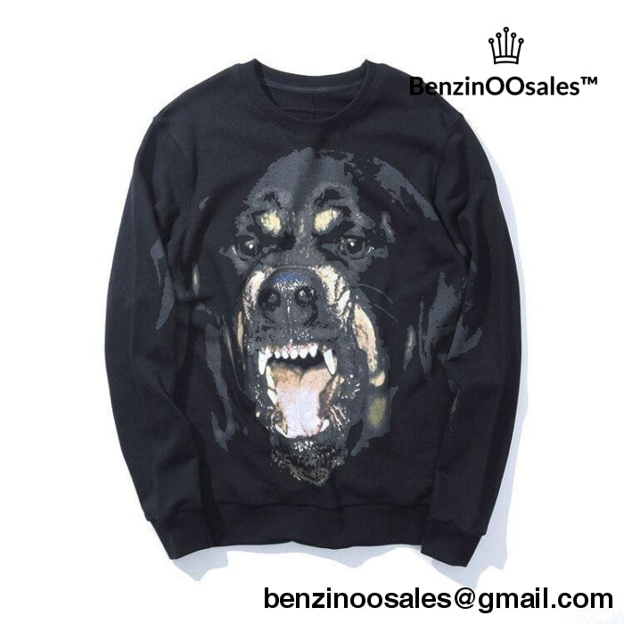GIVENCHY ANIMAL dog PULLOVER SWEATER – BenzinOOsales e1d608df620c