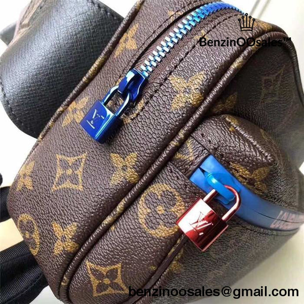 High quality replica LV brand fanny pack (2018 virgil style) -yeezy boostv2-ua-hypebeast-designer replicas clothing