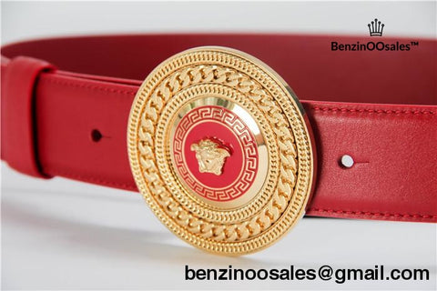 High quality replica versace Medusa plated gold belt buckle Men belt -yeezy boostv2-ua-hypebeast-designer replicas clothing