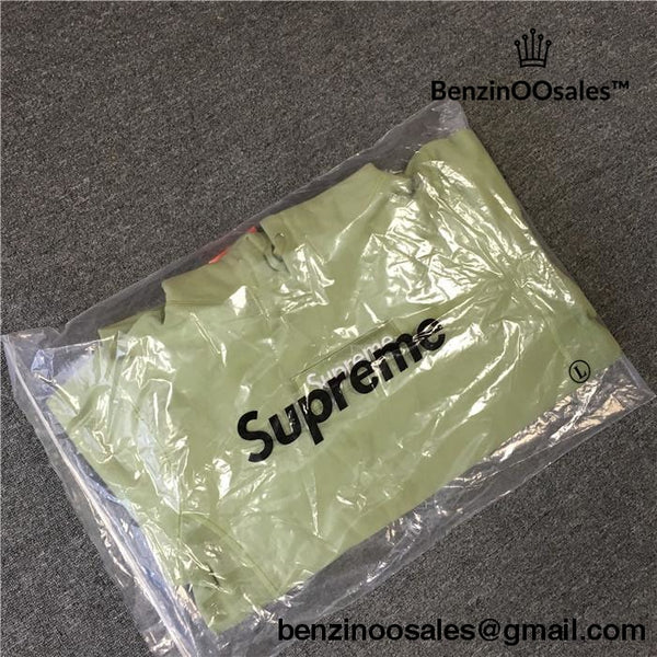 High quality Supreme box logo hoodie (green and tale) -yeezy boostv2-ua-hypebeast-designer replicas clothing