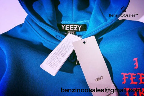 KAnye west i feel like pablo hoody replica -yeezy boostv2-ua-hypebeast-designer replicas clothing