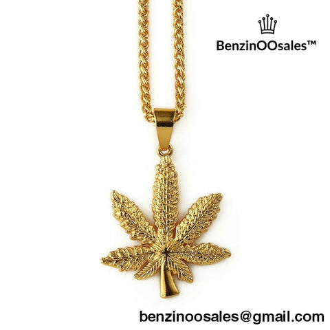 mary jane leave gold necklace -yeezy boostv2-ua-hypebeast-designer replicas clothing