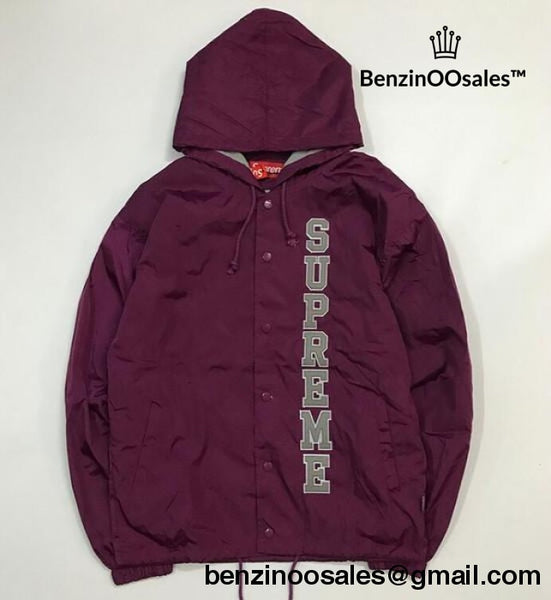 Multi colored supreme windbreaker hoodie jackets -yeezy boostv2-ua-hypebeast-designer replicas clothing
