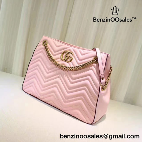 Princess Pink High Quality Replica Women Gg Brand Handbag