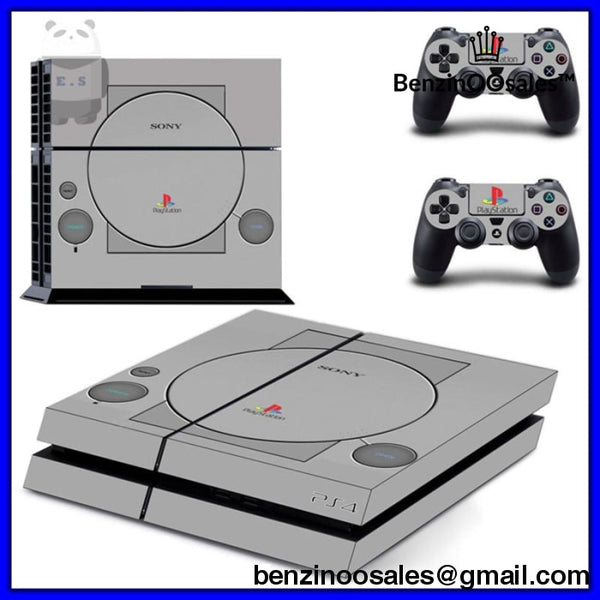 Ps1 Skin Cover For Ps4