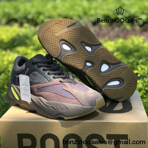 Replica Ua High Quality Adidas Yeezy Boost 700 Mauve Purple Tint Black  Colorway 896cc8ebf70fa