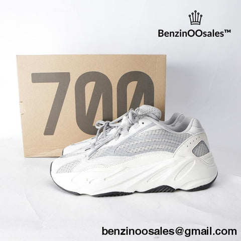 Replica Ua High Quality Adidas Yeezy Boost 700 V2 Static All White Sneaker  Colorway 462c82022b667