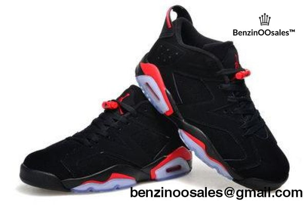 Replica Ua Mid Cut Low Jordan 6 Infrared And Olympic Colorway
