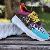 Replica Versace Chain Reaction Sneakers Made With 2 Chainz (Available In Different Colorways)