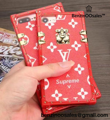 Supreme X Brand Truck Monogram Iphone 7-6 Case