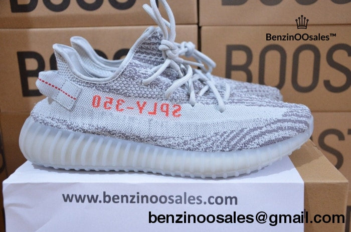 F.Snkr Store Adidas yeezy 350 blue tint