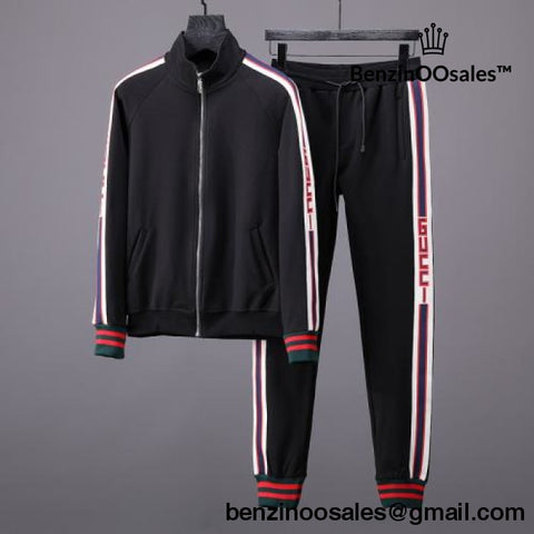 Ua High Quality Gg Brand G Tracksuit (Set)