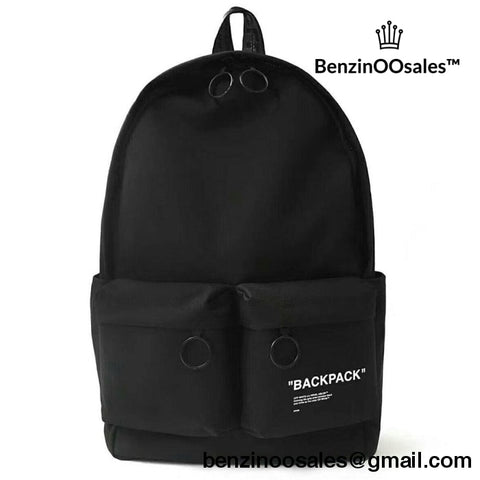 Ua Replica Off-White Backpacks (Different Styles)