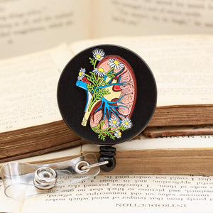 Kidney badge reel