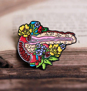 Pancreas pin