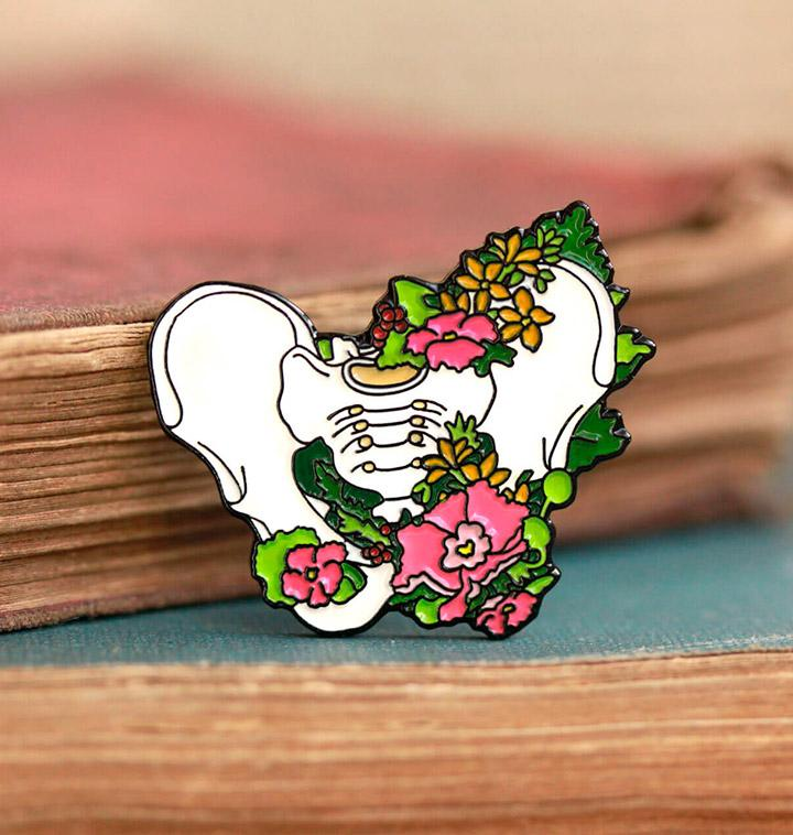 Anatomical Pelvis pin