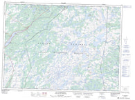001N03 St Catherine s Canadian topographic map, 1:50,000 scale