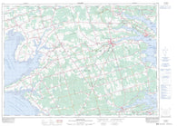 011L02 Montague Canadian topographic map, 1:50,000 scale