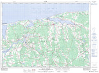 011L07 Mount Stewart Canadian topographic map, 1:50,000 scale