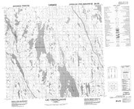 024J02 Lac Tasivalliajuq Canadian topographic map, 1:50,000 scale