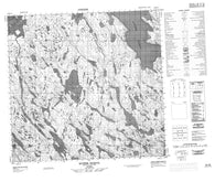 024J09 Riviere Marcol Canadian topographic map, 1:50,000 scale