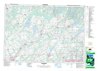 031C07 Sydenham Canadian topographic map, 1:50,000 scale