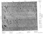 043C11 No Title Canadian topographic map, 1:50,000 scale from Ontario Map Store