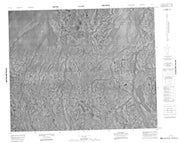 043C14 No Title Canadian topographic map, 1:50,000 scale from Ontario Map Store