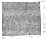 043N05 No Title Canadian topographic map, 1:50,000 scale from Ontario Map Store