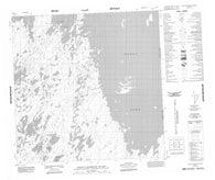 065D01 White Partridge Island Canadian topographic map, 1:50,000 scale