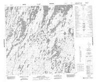 065D02 Klokol Lake Canadian topographic map, 1:50,000 scale