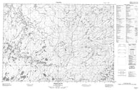 107D02 Smoke River Canadian topographic map, 1:50,000 scale