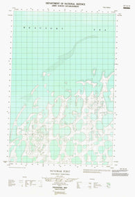 107E03W Nuvorak Point Canadian topographic map, 1:50,000 scale