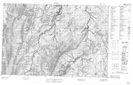 117A08 No Title Canadian topographic map, 1:50,000 scale