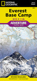 Buy map Everest Base Camp, Nepal, Adventure Map 3001 by National Geographic Maps