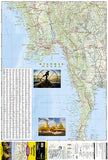Myanmar (Burma) Adventure Map 3025 by National Geographic Maps - Front of map
