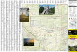 Guatemala Adventure Map 3110 by National Geographic Maps - Front of map