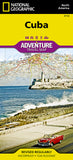 Buy map Cuba Adventure Map 3112 by National Geographic Maps